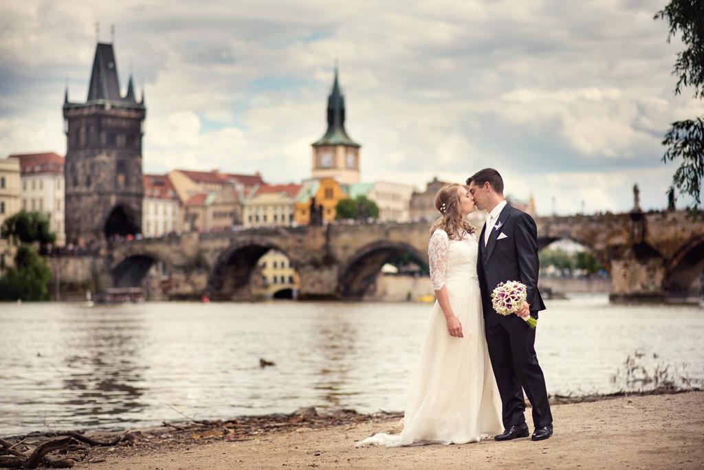svatba v Praze Týnský chrám