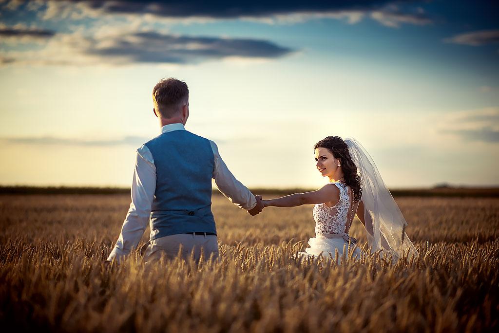 svatba statek Břežany